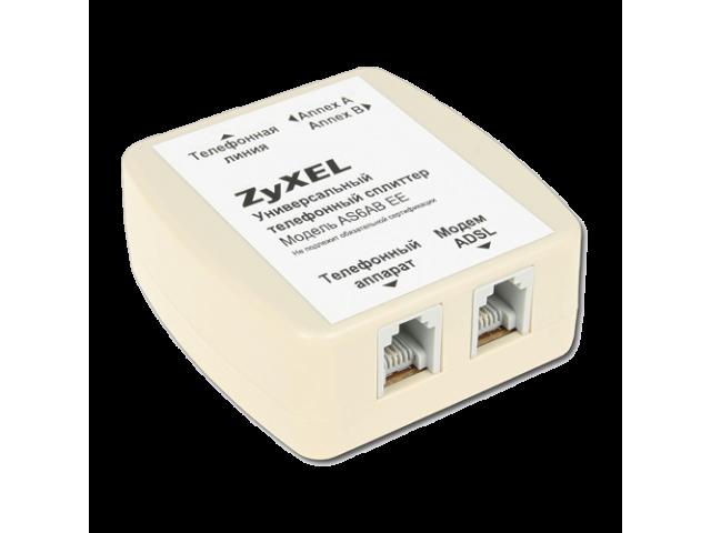 ZyXEL AS6AB EE ADSL Splitter